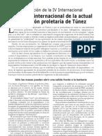 declaración IV Túnez