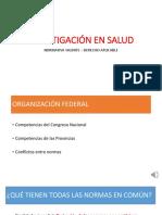 02-Marco regulatorio en Argentina. Dr. Roitman