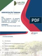 Oficina Arborização Urbana