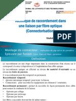 4. TECHNIQUE DE ARACORDEMENT EPISSURAGE PAR FUSION