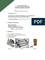 Informe No.1 Motores