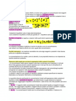 Equilibrio chimico -capitolo 14-