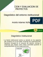 Diagnostico Del Entorno Institucional