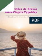 64 Questões de Provas Sobre Piaget e Vygotsky