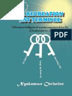 La Recreation Est Terminee