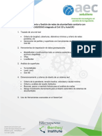 Diseño Modelamiento y Gestión de redes de Alcantarillado Sanitario con SewerGEMS integrado al Civil 3D y FlowMaster_NIVEL INTENSIVO