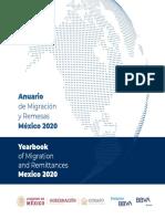 Anuario Migracion y Remesas 2020