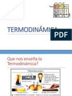 Termodinámica - 1era Ley