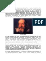 Galileo Galilei biografia