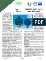 Sensitron smart3 gas detector