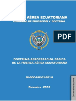 Doctrina Aeroespacial 2018
