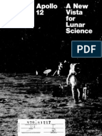 Apollo 12 - A New Vista for Lunar Science
