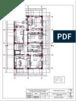Plan etaj1-4 INSTALAȚII-Model 6