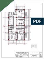 Plan parter INSTALAȚII SANITARE-Model 5