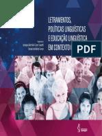 Letramentos Politicas Linguisticas e Edu