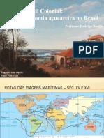 05 Brasil Colonial - Economia Açucareira