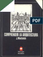 Comprender La Arquitectura