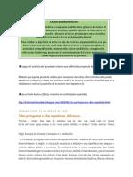 Texto 2- Argumentación- Vilas Portuguesas vilas espanholas