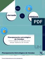 2. Planejamento Estratégico de Vendas