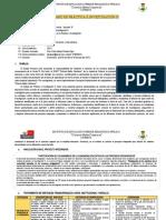 Sílabo de Práctica e Investigación II - PPG