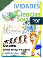Actividades Julieta Bedoya Velásquez