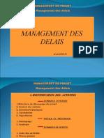 3.Management des délais