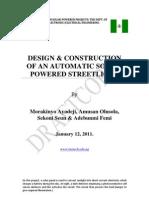 Solar-powered Streetlight _published_
