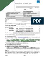 Ficha de Inscripcion Diplomado Online Ccl