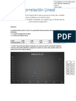 Guia correlacion lineal