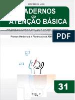 Plantas Medicinais e Fitoterapia Na Saúde Da Família