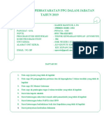 Berkas Persyaratan PPG Dalam Jabatan
