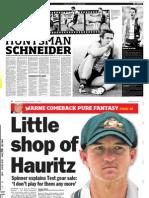 Best Three Headlines Quill 2010