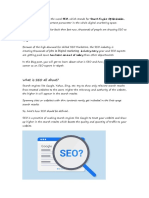 How to Start Your Career as an SEO Expert