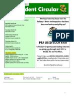 Student Bulletin March 18