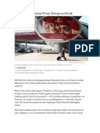emirates strategic analysis Emirates swot analysis, segmentation, targeting & positioning (stp) are covered on this page analysis of emirates airlines also includes its usp, tagline / slogan and competitors.