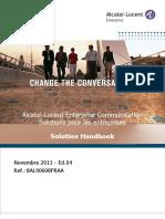 Alcatel Lucent Omnipcx Enterprise Cr 233 Ateur de Convergence