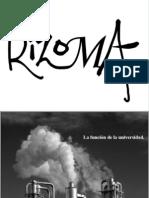Presentación de Rizoma en la #PKNXalapa