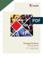 SingTel Annual Report 0910