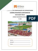 EDUCAÇÃO FÍSICA. CADERNO DO 3º CICLO