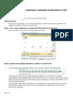 1.0.0.0. - Packet Tracer - Criando Rede No Escritório