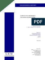GRM Report - Road Alignment