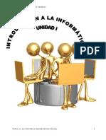 Unidad I INFORMATICA I Practicas (Preparatoria México SEP DGB)