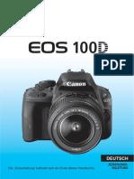 Canon Eos 100d De