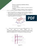 Primera Práctica Calificada Construcciones II