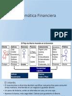 1 Matematica Financiera Clase 1 Interes