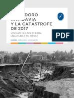 Comodoro Rivadavia y La Catástrofe de 2017 Visiones Multiples