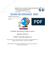 Guia Sociales 2021