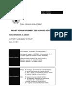 Djibouti-(P-DJ-IBE-001)-Renforcementovement_Services_santé_de_Base-RAP