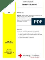 5. Plan de clases No. 5 Signos vitales y crisis