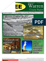 The Late March, 2011 edition of Warren County Report